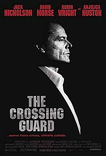 <i>The Crossing Guard</i> 1995 film by Sean Penn