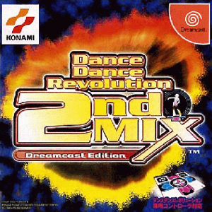 Dance Dance Revolution (1998 video game) - Dance Dance Revolution 2ndMix Dreamcast Edition for the Japanese Dreamcast