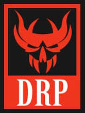 Dark Regions Press - Image: Dark Regions Presslogo