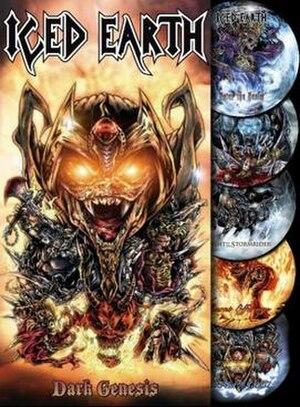 Dark Genesis - Image: Dark Genesis cover