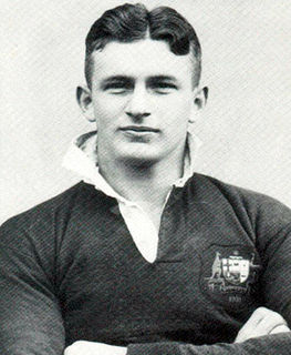 Dave Cowper Australian rugby union player