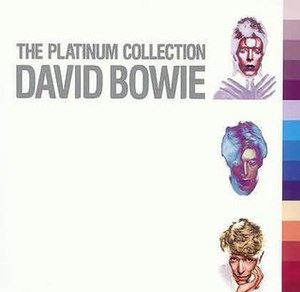 The Platinum Collection (David Bowie album) - Image: David Bowie The Platinum Collection