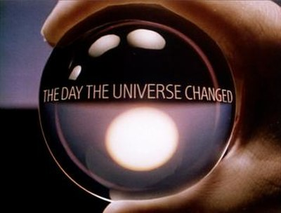 Picture of a TV show: The Day The Universe Changed