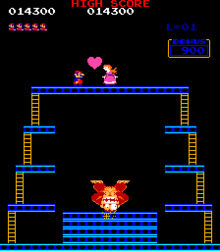 Donkey Kong (video game) - Wikipedia