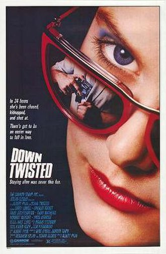 Down Twisted - Theatrical release poster