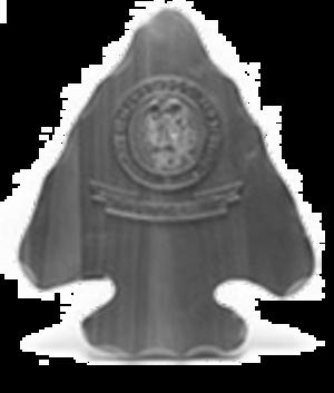 Order of the Arrow honors and awards - Image: E. Urner Goodman Camping Award