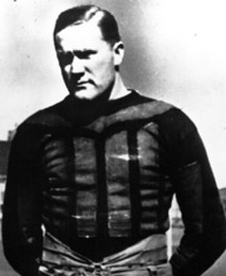 1924 All-Pro Team - Tackle Ed Healey