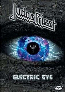 <i>Electric Eye</i> (video) 2003 video by Judas Priest