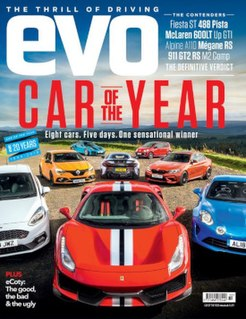 British automobile magazine
