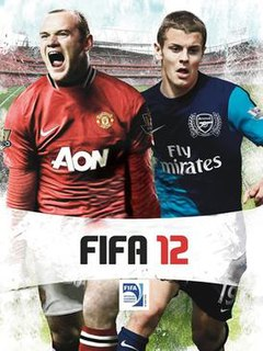 <i>FIFA 12</i> 2011 association football video game