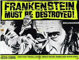 <i>Frankenstein Must Be Destroyed</i> 1969 film by Terence Fisher