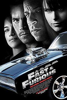 Fast And Furious 3 Full Movie >> Fast Furious 2009 Film Wikipedia