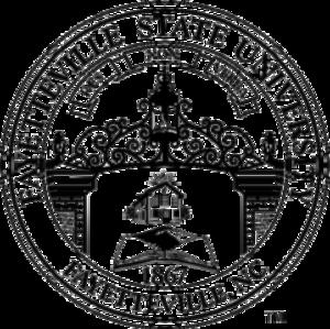 Fayetteville State University - Image: Fayetteville State University seal