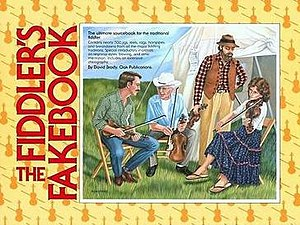 The Fiddler's Fakebook - The Fiddler's Fakebook