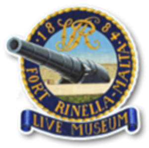 Fort Rinella - Logo of the Fort Rinella museum