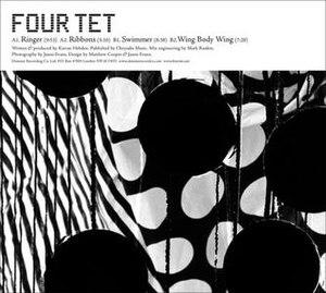 Ringer (EP) - Image: Four Tet Ringer