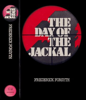 The Day of the Jackal - Image: Frederick Forsyth The Day Of The Jackal