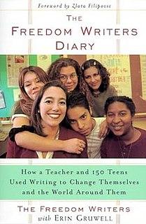 <i>The Freedom Writers Diary</i> 1999 non-fiction book