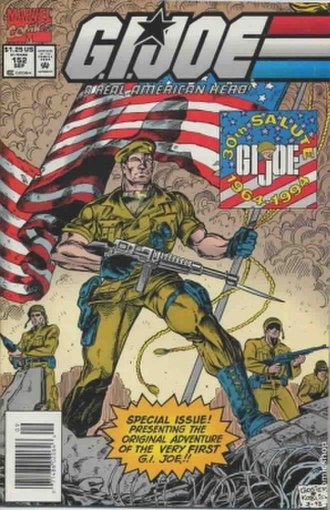 General Joseph Colton - Image: GI Joe 152