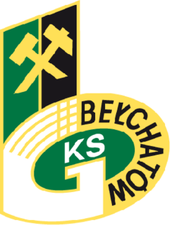 GKS Bełchatów association football club in Poland