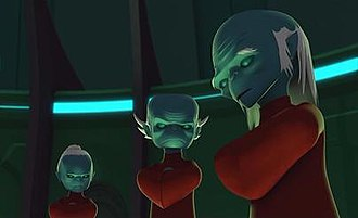 Ganthet - Ganthet as he appears in Green Lantern: The Animated Series