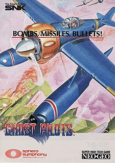 <i>Ghost Pilots</i> 1991 video game