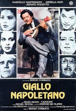 Neapolitan Mystery - Film poster