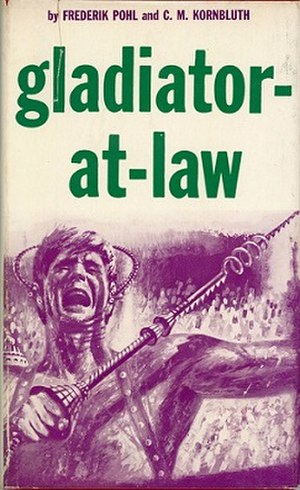 Gladiator-At-Law - First edition
