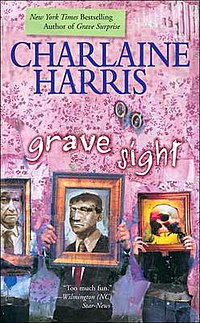 200px GraveSight BREAKING: Dynamite Comics To Team With True Blood Scribe Charlaine Harris!
