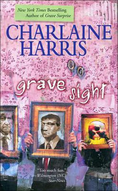 Picture of a book: Grave Sight