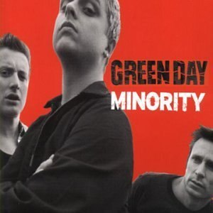 Minority (Green Day song) - Image: Green Day Minority cover