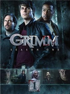 <i>Grimm</i> (season 1) season of television series