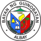 Official seal of Guinobatan