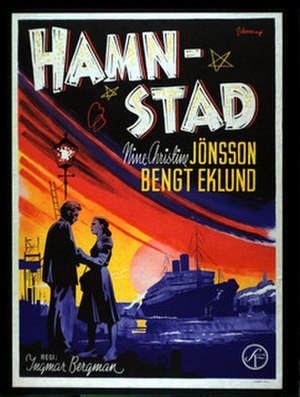 Port of Call (1948 film) - Film poster