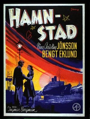 Port of Call (1948 film) - Film poster