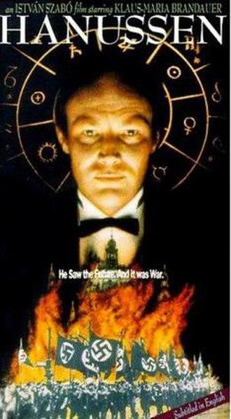 Hanussen (1988 film) - Film poster