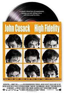 <i>High Fidelity</i> (film) 2000 film by Stephen Frears