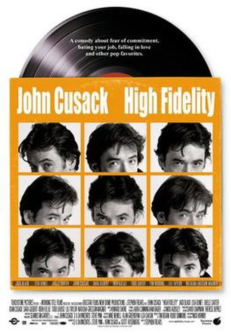 High Fidelity (film) - Image: High Fidelity poster