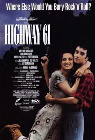 Highway 61 (film) - Image: Highway 61 poster