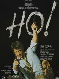 <i>Ho!</i> 1968 film by Robert Enrico