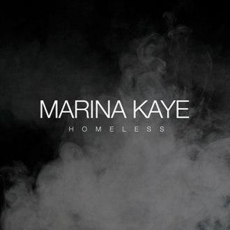 Marina Kaye — Homeless (studio acapella)