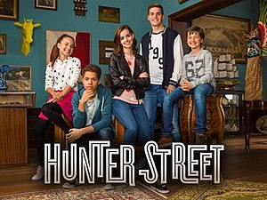 Hunter Street (TV series) - Image: Hunter Street Logo