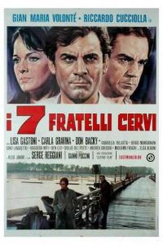 The Seven Cervi Brothers - Image: I sette fratelli Cervi