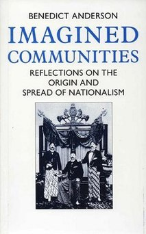 <i>Imagined Communities</i> book by Benedict Anderson