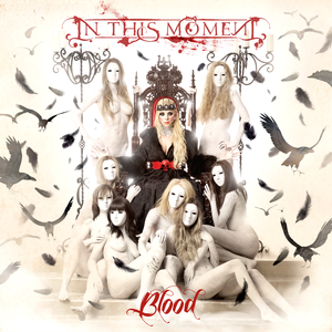 Blood (In This Moment album) - Image: In This Moment Blood (album)