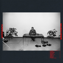 Interpol - Marauder cover artpng