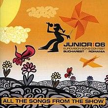 JESC 2006 album cover.jpg