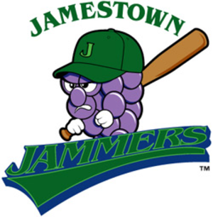 Jamestown Jammers - Image: Jamestown Jammers Logo