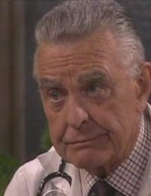 Joe Martin (All My Children) - Ray MacDonnell as Joe Martin