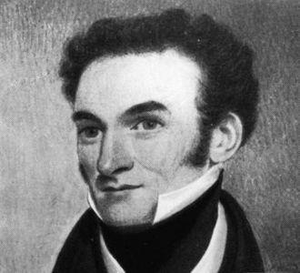 John Busby - Portrait by John Read